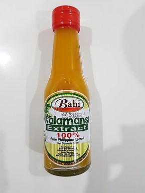 Bahi Calamansi Extract 100% 150mL