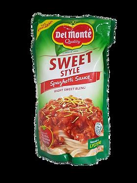 Del Monte Spaghetti Sauce Sweet 1kg