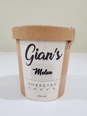 Gian's Sorbetes Melon Flavour 450mL