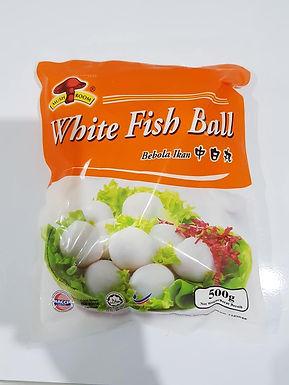 Mushroom White Fish Ball 500g