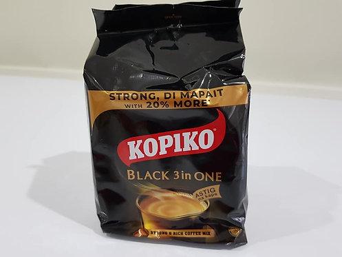 Kopiko Coffee Black (10x30g pack)