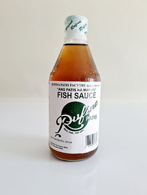 Rufina Patis Fish Sauce 325mL