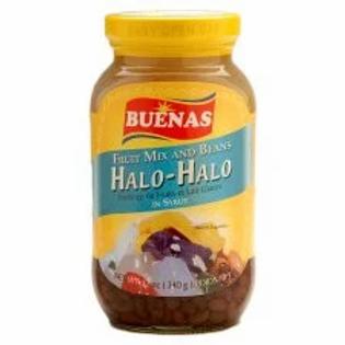 Buenas Halo-Halo Fruit Mix 340g