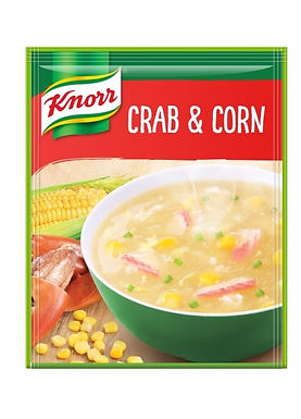 Knorr Crab and Corn Soup 60g