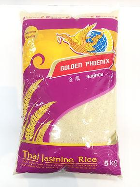 Golden Phoenix Jasmine Rice 4.54kg