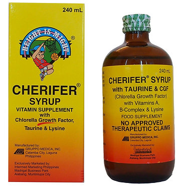 Cherifer Syrup 240mL