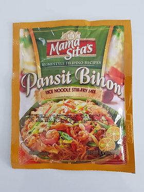 Mama Sita's Pansit Bihon / Rice Noodle Stir-Fry Mix 40g