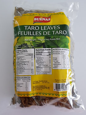 Buenas Dried Taro Leaves 114g