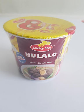 Lucky Me Supreme Mini Cup Noodles - Bulalo 40g
