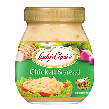 Lady's Choice Chicken Spread 220mL