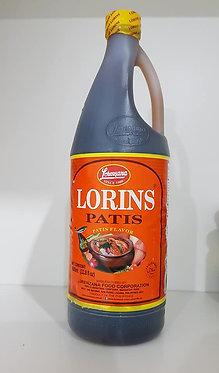 Lorins Patis (Fish Sauce) 1L