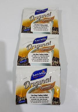 San Mig Coffee Original 3-in-1 (10 x 20g pack)