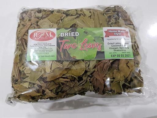 RPM Dried Taro Leaves (Dahon ng Gabi) 100g