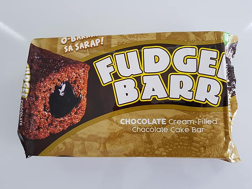 Fudgee Barr Chocolate (10 packs) 400g
