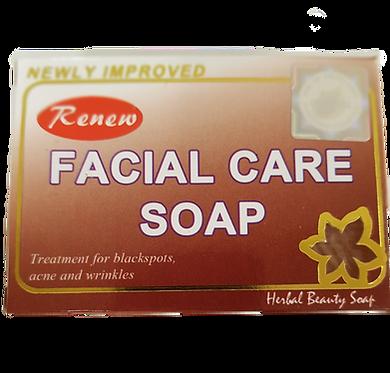 Renew Facial Care Soap 135g