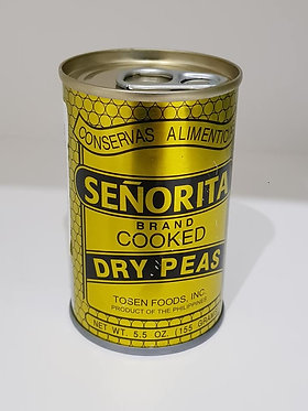 Senorita Dry Peas 155g