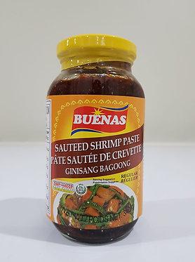 Buenas Sauteed Shrimp Paste 340g