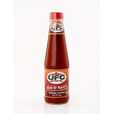 UFC Banana Catsup - Hot 320g