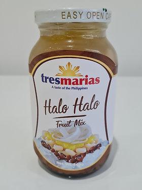 Tres Marias Halo-Halo (Mixed Fruits) 340g
