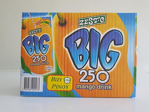 Zesto Big Mango (10 x 250mL)
