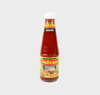 Jufran Banana Catsup - Regular 340g