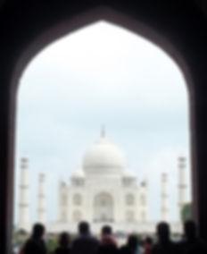 School tours to India - Taj Maha