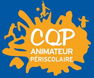 logo CQP animateur périscolaire