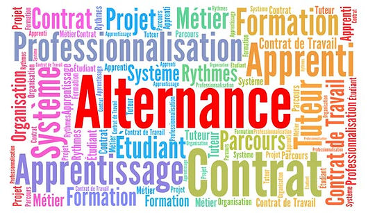 alternance apprentissage