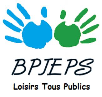 logo BPJEPS loisirs tous publics