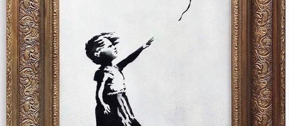 Banksy... a genius??