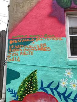 UWB & Open Walls