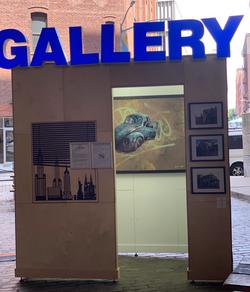 Pop Up Exhibition