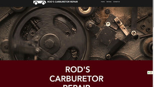 Rod's Carburetor