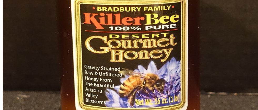 Killer Bee 100% Pure Raw Honey 2lb