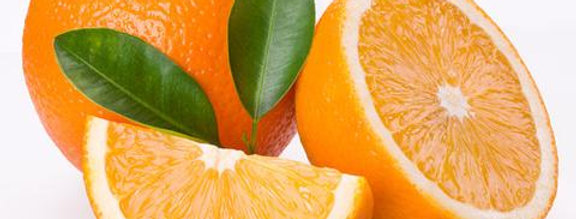 15 pound Box of Oranges