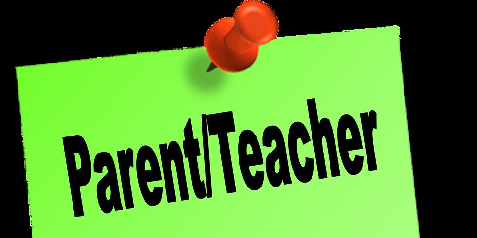 Parent-Teacher Conferences 2019-20  - NO FORMS SENT HOME - MUST SIGN UP ONLINE- LINKS BELOW