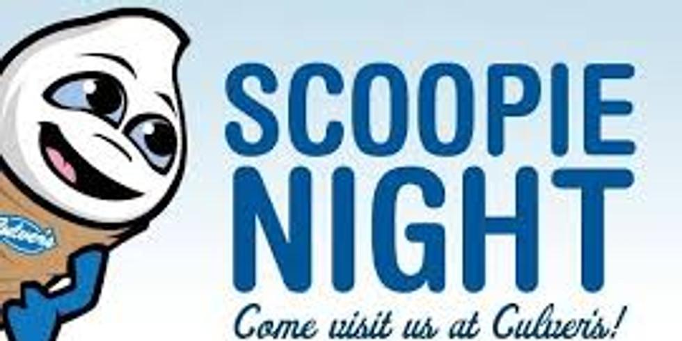 Scoopie Night @ Culvers of Brandon!
