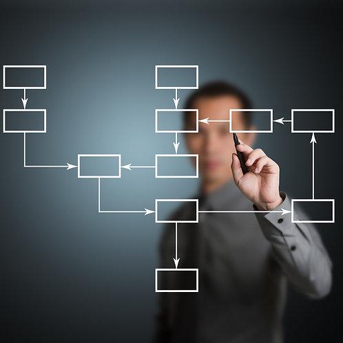 SELF TRAINING: Process Flow
