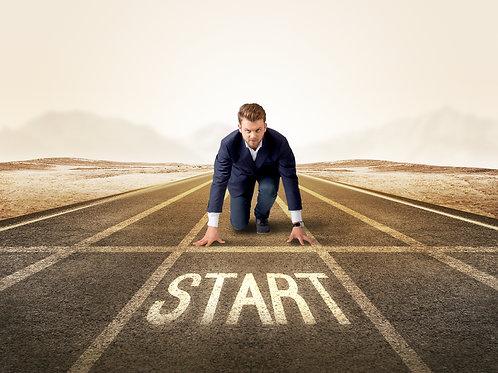 SELF TRAINING: Fast Start Training Package