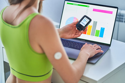 SELF TRAINING: Introduction to Continuous Glucose Monitor