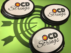 OCD Stickers