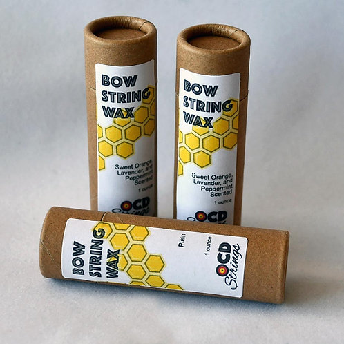 OCD Bow String Wax