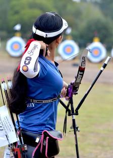Gabi Sasai - Sponsored Shooter