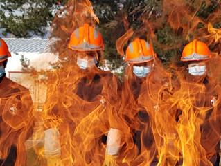 Découverte du système feu pour les JSP2