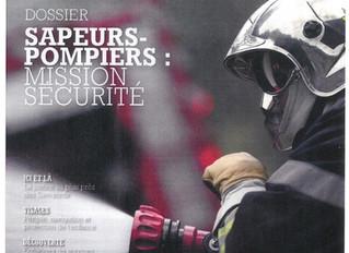 Adrien mis à l'honneur par Savoie-Mag