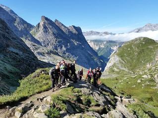 Sortie cohésion au Col de la Vanoise