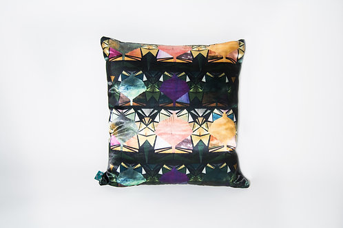 Stained Glass Abbey Cushion