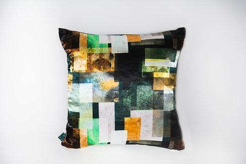 Obsidian Ore Cushion