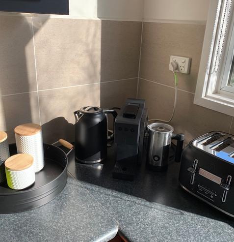 Coffee Machine? Yes