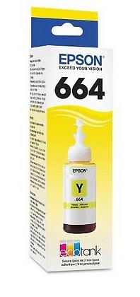 EPSON L220 Ink Yellow, 70ml